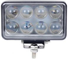 Proiector LED auto 24W dreptunghiular