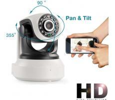 OEM Camera IP Wireless cu filmare HD SM6203