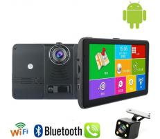OEM Camera Auto Full HD cu GPS, Android, FM, BT si asistenta parcare SMGN51