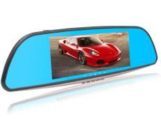 Zenteko Camera Auto Oglinda Zenteko Offroad Full HD SM402 cu Android, GPS, Touchscreen, 3G