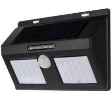 Lampa LED solara cu senzor de miscare si 40 de LED-uri