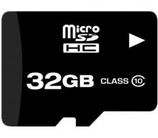 Kingston Card de Memorie microSDHC 32GB