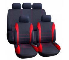 Carguard Huse Scaune Auto Universale - Red