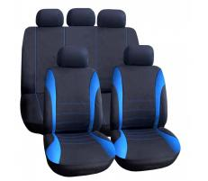 Carguard Huse Scaune Auto Universale - Blue