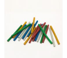 Handy Baton termoadeziv - 7 mm - colorat, glitter