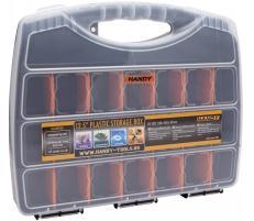 Handy Geanta din plastic pentru accesorii 12.5 - 320 x 260 x 50 mm