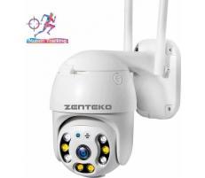 Zenteko Camera IP Wireless FullHD de Exterior Zenteko SM-KBX4
