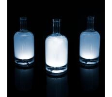 GLOBIZ Decoratie autocolanta cu LED pt. sticlă - cu baterii
