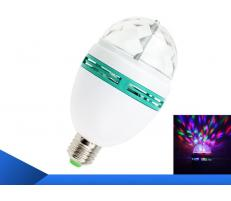 Bec Rotativ LED Multicolor