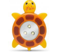 Phenom Lampa de veghe decorativa cu buton, model Broasca testoasa