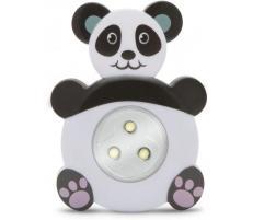 Phenom Lampă de veghe cu buton, model Panda