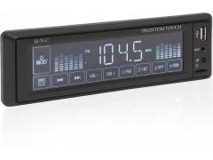 Radio auto cu player MP3 USB + SD + AUX Phantom Touch
