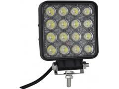 Proiector LED auto 48W patrat