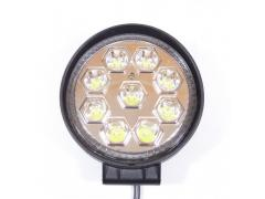 OEM Proiector LED auto 27W rotund 1