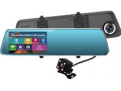 OEM Camera Auto Oglinda Full HD cu touchscreen SM 909