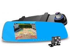 Zenteko Camera Auto Oglinda Zenteko Premium Full HD SM460