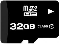 Kingston Card de Memorie microSDHC 32GB