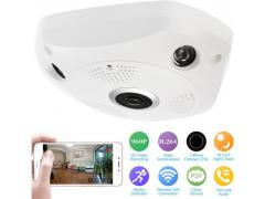 Zenteko Camera IP Wireless cu filmare 360° SMVR301