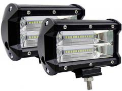 OEM Set 2 x Led Bar 72W (144W) 13cm