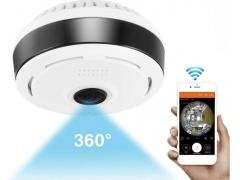Zenteko Camera IP Wireless Zenteko cu filmare 360° SMVR351N