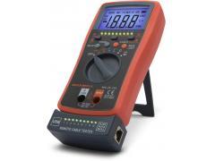 Maxwell Multimetru digital automat, cu tester cablu