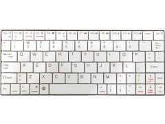 OEM Ultra Mini Tastatura Bluetooth 3.0 Alba