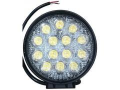 OEM Proiector LED auto 42W rotund