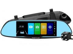 OEM Camera Auto Oglindă Full HD Touch ecran 7 inch SM700