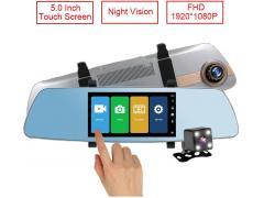 OEM Camera Auto Oglinda Full HD cu touchscreen SM 502CM