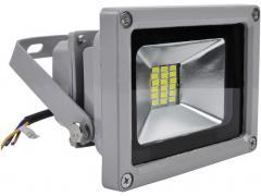 Proiector LED exterior 20W alb cald
