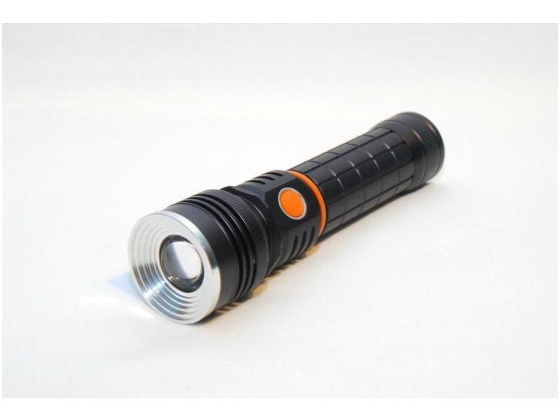 OEM Lanterna LED CREE + COB BL-807