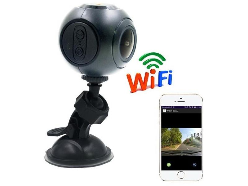 OEM Camera Auto Full HD WiFi SMR8