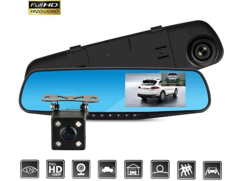 OEM Camera Auto Oglinda Offroad Full HD SM540