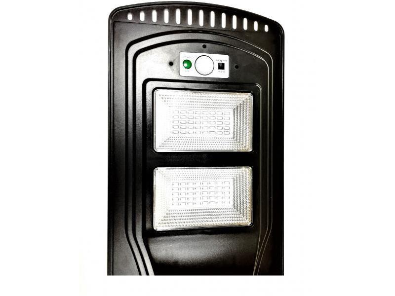 Zenteko Proiector LED exterior cu picior telecomanda si panou solar Zenteko SMW716