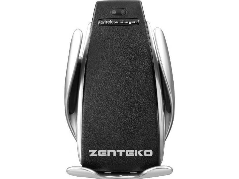 Zenteko Universal SMART Car Holder Zenteko cu incarcator Wireless Fast Charge