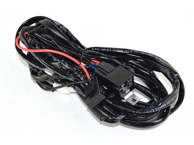 Zenteko Cablu cu buton si releu Zenteko™ pentru proiector led/led bar