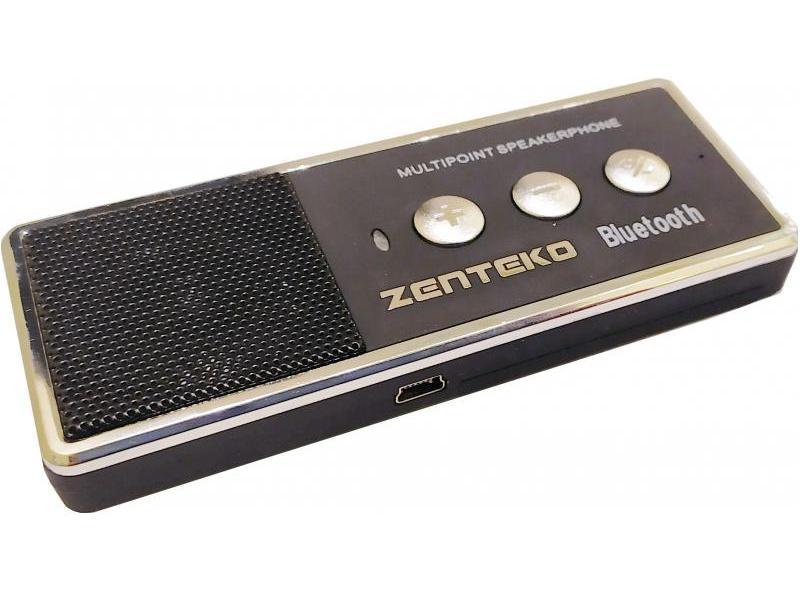 Zenteko Car Kit Bluetooth Parasolar Zenteko SMKP100
