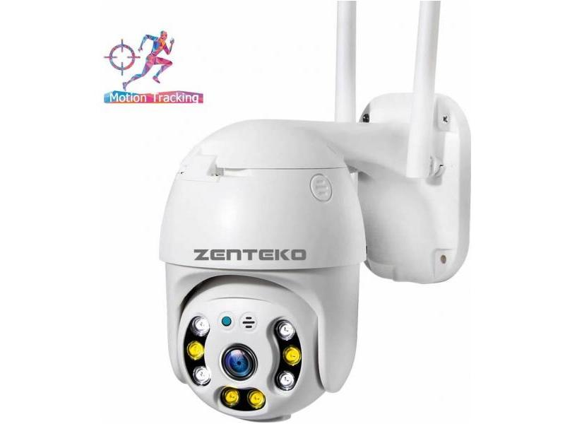 Zenteko Camera IP Wireless FullHD de Exterior Zenteko SM-KBX4