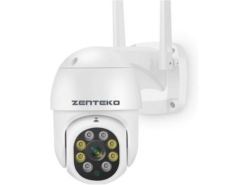 Zenteko Camera IP Wireless FullHD de Exterior ZENTEKO SM-ABQ09