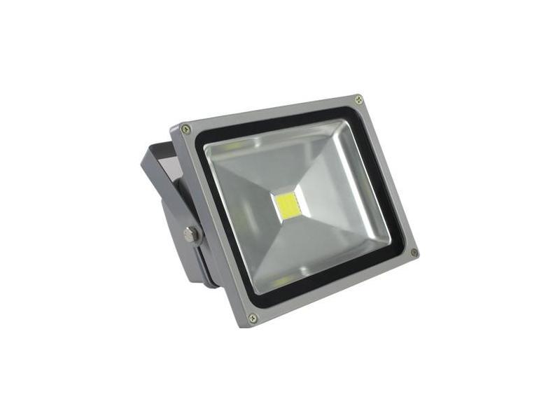 OEM Proiector COB-LED exterior 30W alb rece