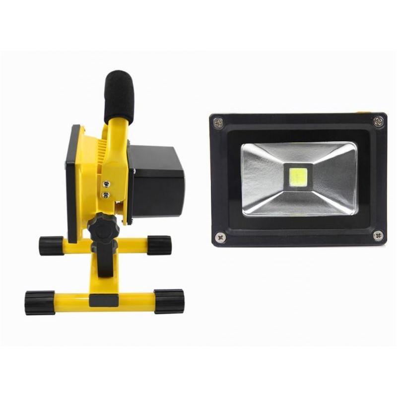 OEM Proiector COB-LED 10W cu acumulator