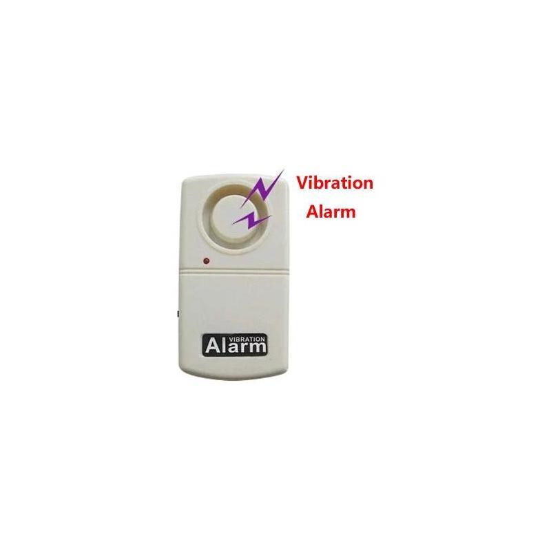 Alarma omni-directionala cu vibratii