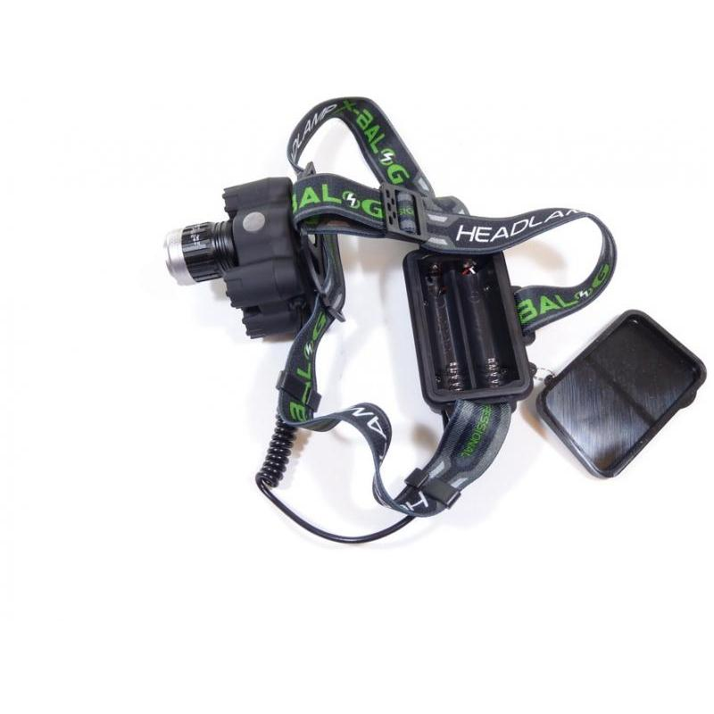 OEM Lanterna cap LED CREE CZY-T75-T6