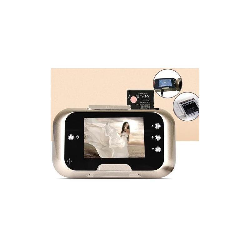 OEM Sonerie digitala cu vizor si ecran color L2