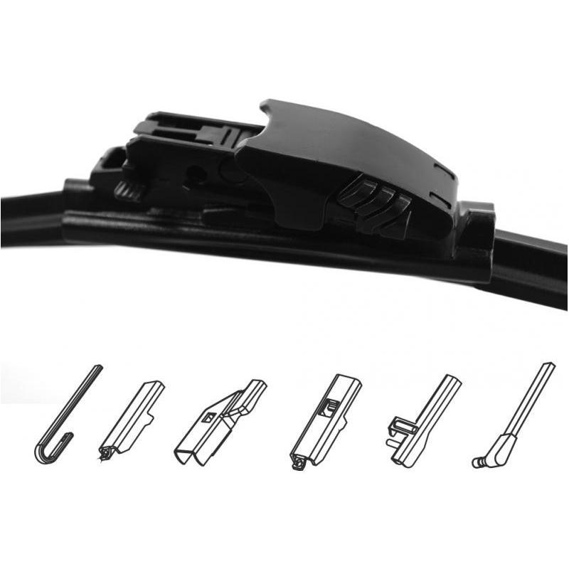"OEM Stergator Professional 22/55cm Multiadaptor ""All-in-One"""