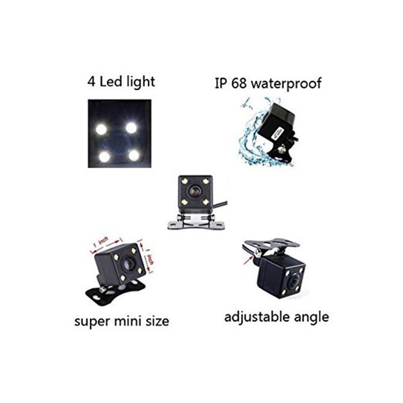 OEM Camera Auto Full HD SMT640 dual camera