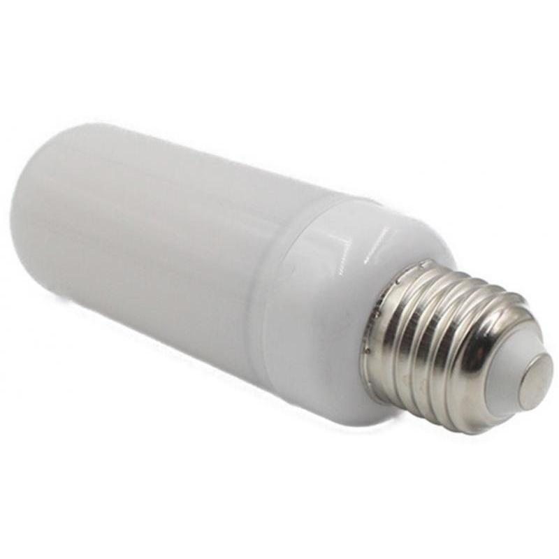 OEM Bec LED flame 7W cu efect de flacara pachet duo