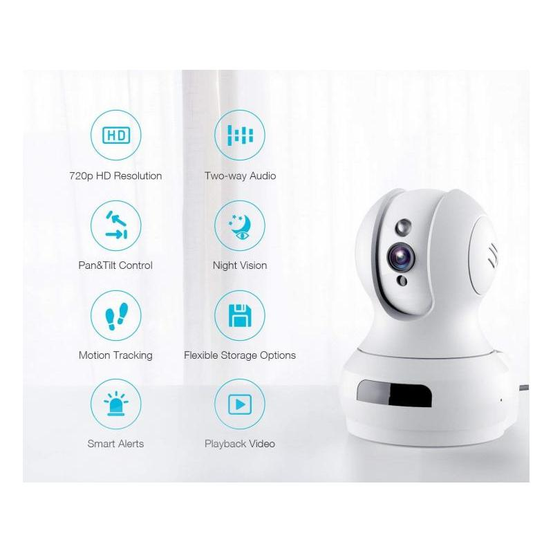OEM Camera IP Wireless cu filmare HD FI-362B