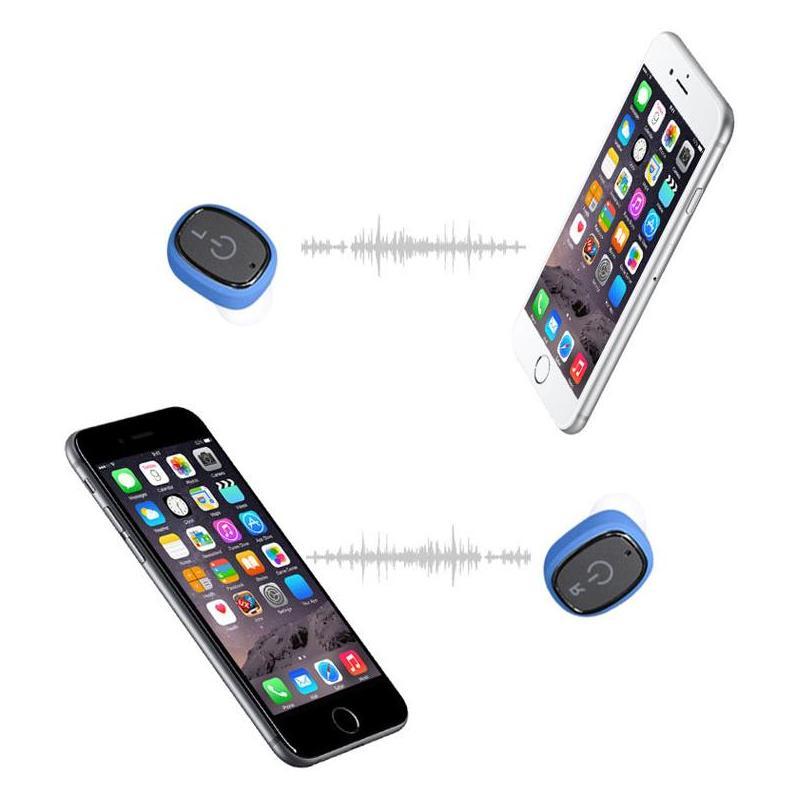 OEM Casti Bluetooth SMTWS S2 cu Powerbank850 mAh
