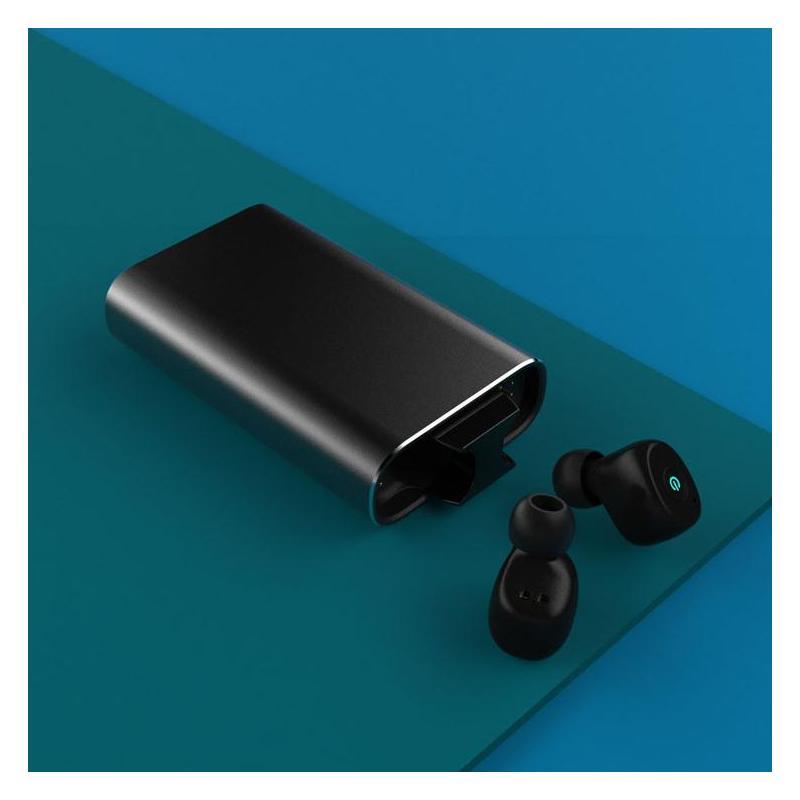 OEM Casti Bluetooth SMTWS S3X cu Powerbank 1800mAh